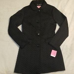 🆕️ Black Quilted Kate Spade Jacket
